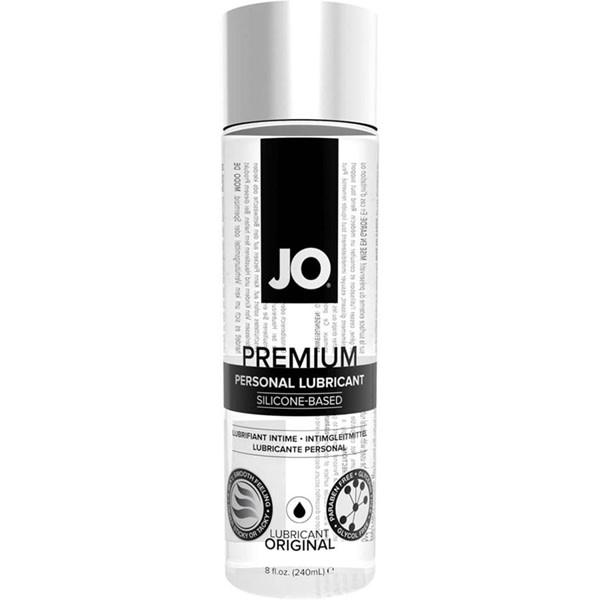 System JO Jo Premium Silicone Lubricant  8 oz (240 ml)