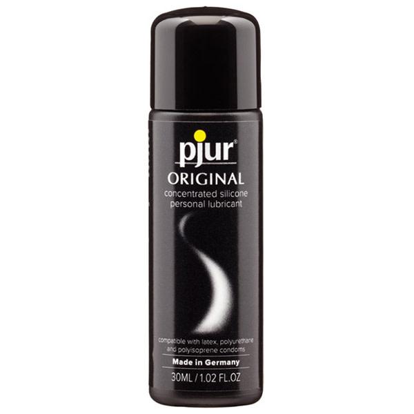 Pjur Lubricants Pjur Original Concentrated Silicone Lubricant  1.02 oz (30 ml)