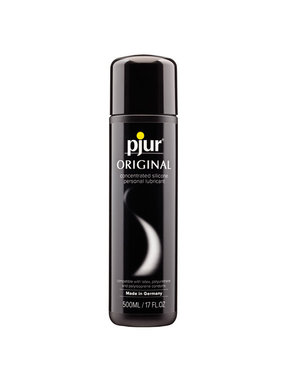 Pjur Lubricants Pjur Original Concentrated Silicone Lubricant 17 oz