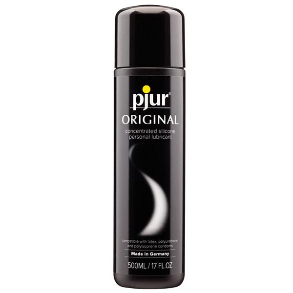 Pjur Lubricants Pjur Original Concentrated Silicone Lubricant  17 oz (500 ml)