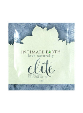 Intimate Earth Body Products Intimate Earth Elite Premium Silicone Shitake Lubricant Foil Pack