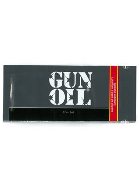 Empowered Products, Inc. Gun Oil Silicone Lubricant Foil Pack