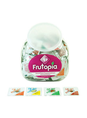 ID Lubricants ID Frutopia Flavoured Lubricant Foils (Assorted)