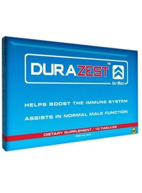Vivo Brand Management Inc. DuraZest Male Enhancement Pills 10 Pack