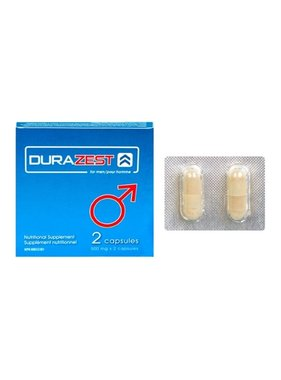 Vivo Brand Management Inc. DuraZest Male Enhancement Pills 2 Pack