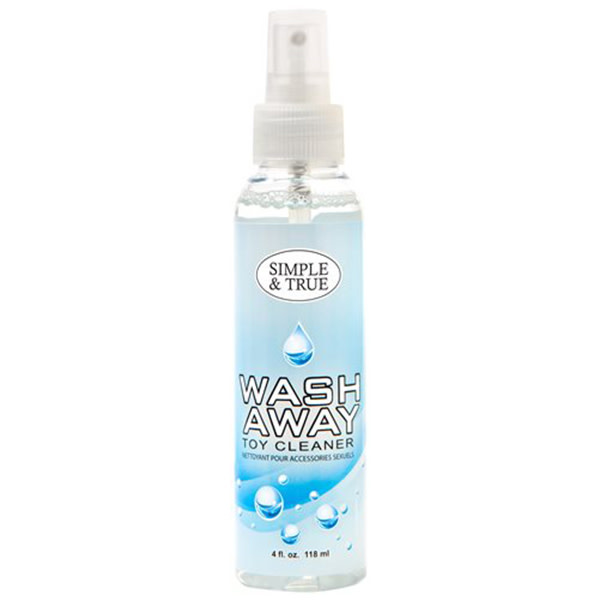 BMS Enterprises Simple and True Toy Cleaner 4 oz (118 ml)