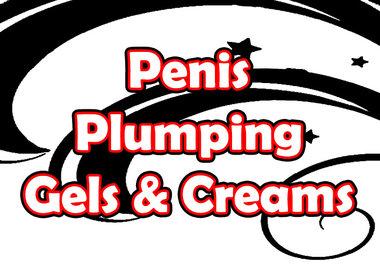 Penis Plumping Gels/Creams