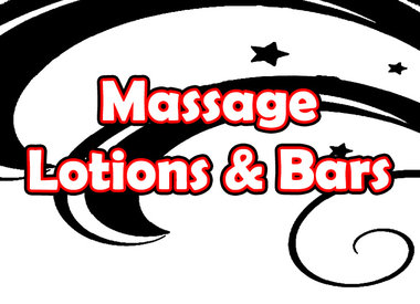 Massage Lotions & Bars