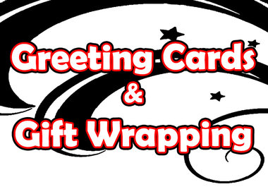Greeting Cards & Gift Wrapping