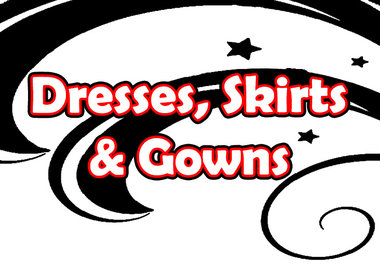 Dresses, Skirts & Gowns