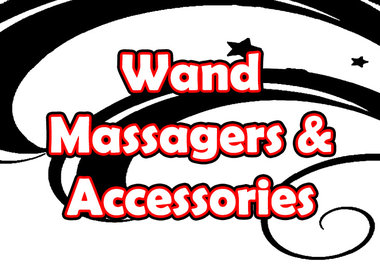 Wand Massagers & Accessories