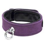 BMS Enterprises Punishment Purple Suede Collar