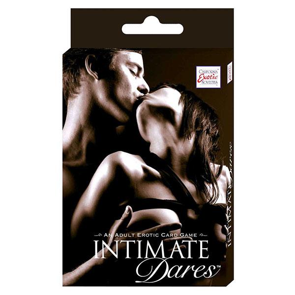 Cal Exotics Intimate Dares Adult Card Game