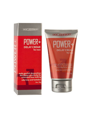 Doc Johnson Toys Power+ Delay Cream 2 oz