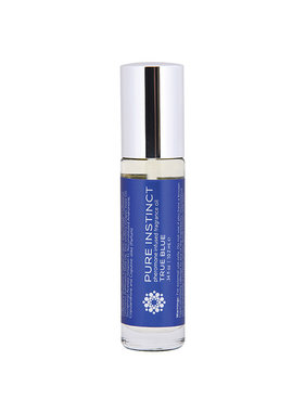 Classic Erotica Pure Instinct Unisex Pheromone Roll On Perfume True Blue 0.34 oz