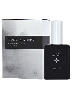 Classic Erotica Pure Instinct Pheromone-Infused Cologne For Him 0.5 oz