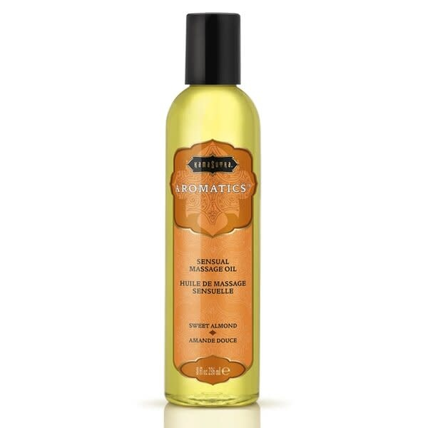 Kama Sutra Kama Sutra Aromatic Massage Oil 8 oz (236 ml)