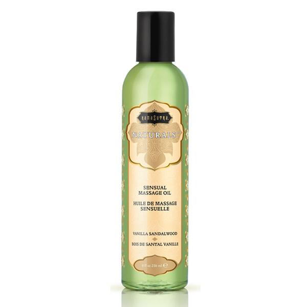 Kama Sutra Kama Sutra Naturals Massage Oil 8 oz (236 ml)
