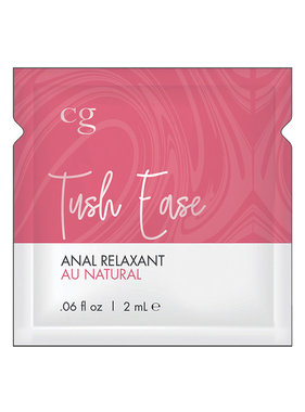 Classic Erotica CG Tush Ease Anal Relaxant Foil Pack