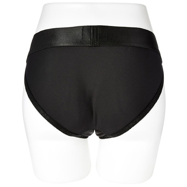 Sportsheets SportSheets Em-Ex Silhouette Crotchless Harness
