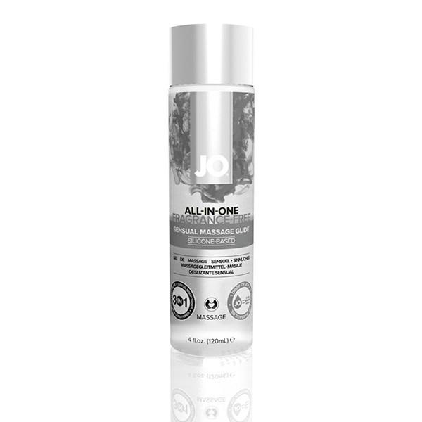 System JO Jo All-In-One Massage Glide 4 oz (120 ml)