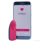 OhMiBod OhMiBod blueMotion NEX1 Remote Vibe (2nd Generation)