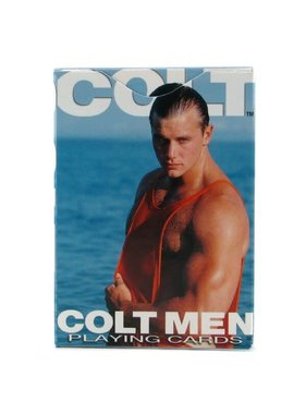 Cal Exotics Colt Men Playing Cards