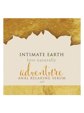 Intimate Earth Body Products Adventure Anal Relaxing Serum Foil Pack