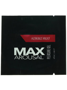 Classic Erotica MAX Arousal Extra Strength Pleasure Gel Foil Pack