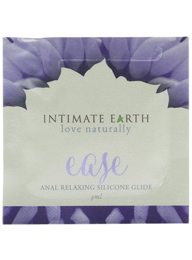 Intimate Earth Body Products Ease Anal Silicone Relaxing Glide Foil Pack