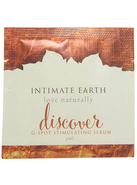 Intimate Earth Body Products Intimate Earth Discover G-Spot Gel Foil Pack