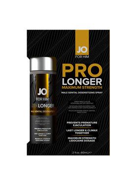 System JO Jo Prolonger Spray with Lidocaine 2 oz