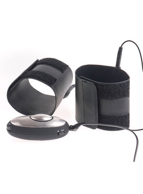 Pipedream Products Fetish Fantasy Shock Therapy: Electro-Touch Cuffs