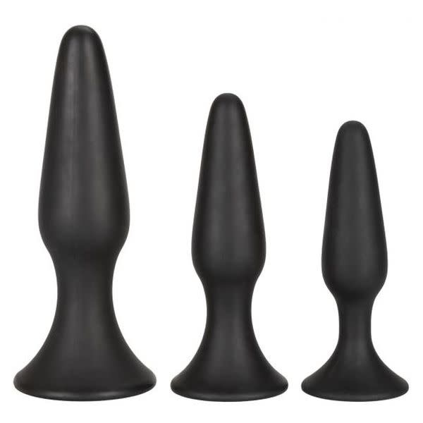 Cal Exotics Silicone Anal Trainer Kit
