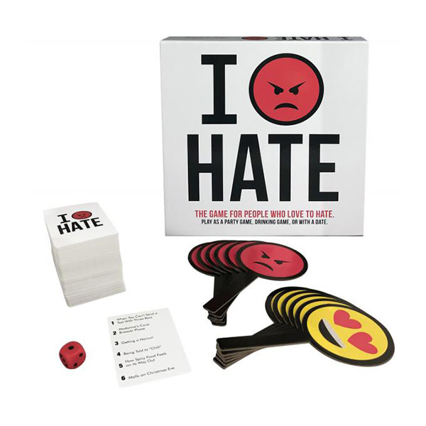 Kheper Games I Hate... Party Game