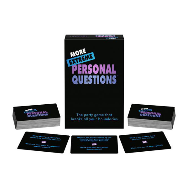 Kheper Games More Extreme Personal Questions Party Game