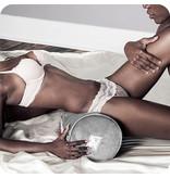 Liberator Bedroom Gear Liberator Bedroom Gear: Whirl Sex Positioning Pillow (Velvish Platinum)