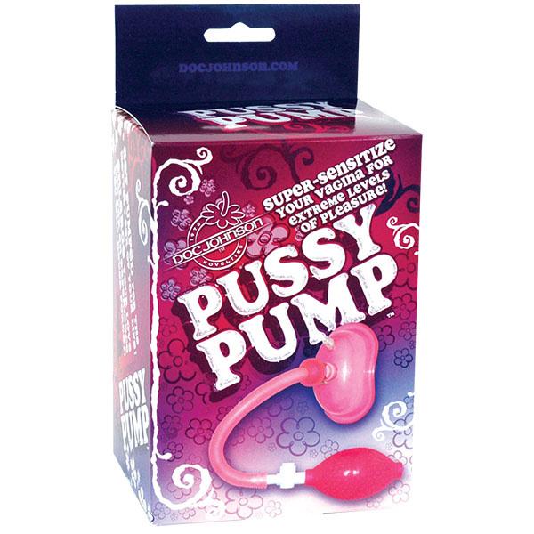 Doc Johnson Toys Pussy Pump