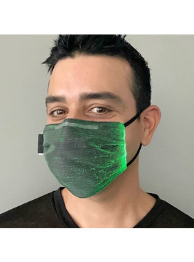 Andrew Christian Menswear LED Light Show Mask