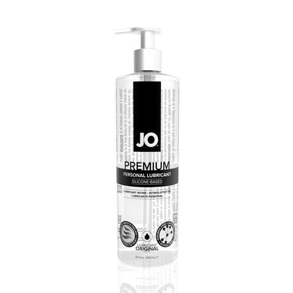 System JO Jo Premium Silicone Lubricant 16 oz (480 ml)