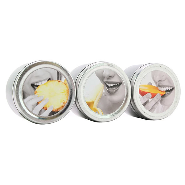 Earthly Body Earthly Body Mini Massage Candle (Assorted Flavours)
