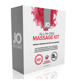 System JO Jo All in One Massage Kit