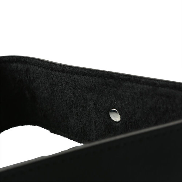Sportsheets Black Leash and Collar