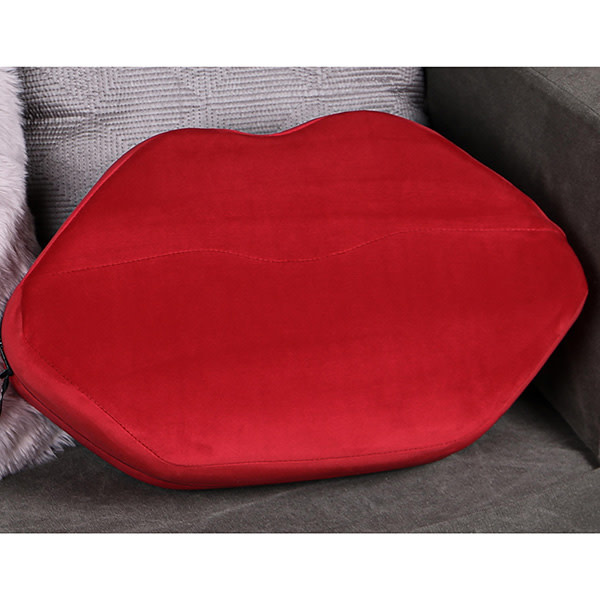 Liberator Bedroom Gear Liberator Bedroom Gear: Kiss Wedge (Red)