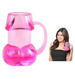 Pipedream Products Pecker Beer Mug (Pink)