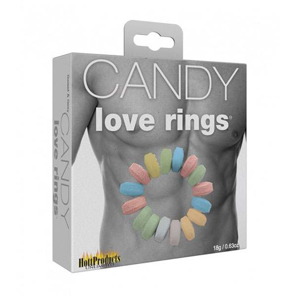 Hott Products Candy Cock Rings