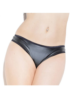 Coquette International Lingerie Forever Matte Wetlook Thong