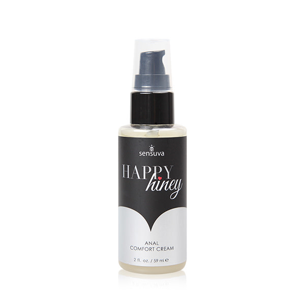 Sensuva Happy Hiney Anal Comfort Cream 2 oz (59 ml)