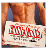 Edible Undies: Men (Cherry)