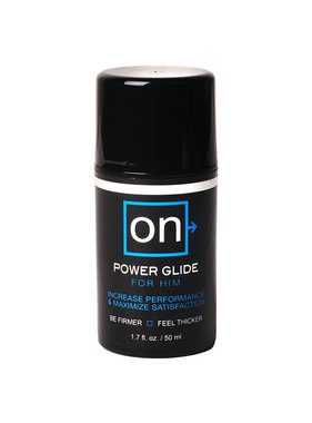 Sensuva ON Power Glide for Him 1.7 oz